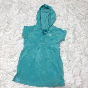 Old Navy Terry Cloth Cover Up Dress with Pants